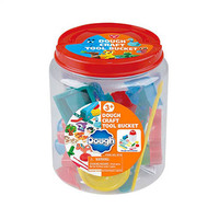 Play Go Dough Craft Tool Bucket 3 Years+