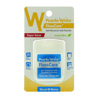 Pearlie White Floss Care