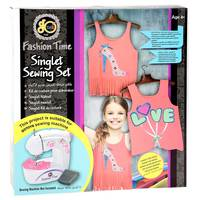 Go Toys Fashion Time T-Shirt Sewing Set