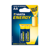 Varta Energy Alkaline AA 2 Pieces