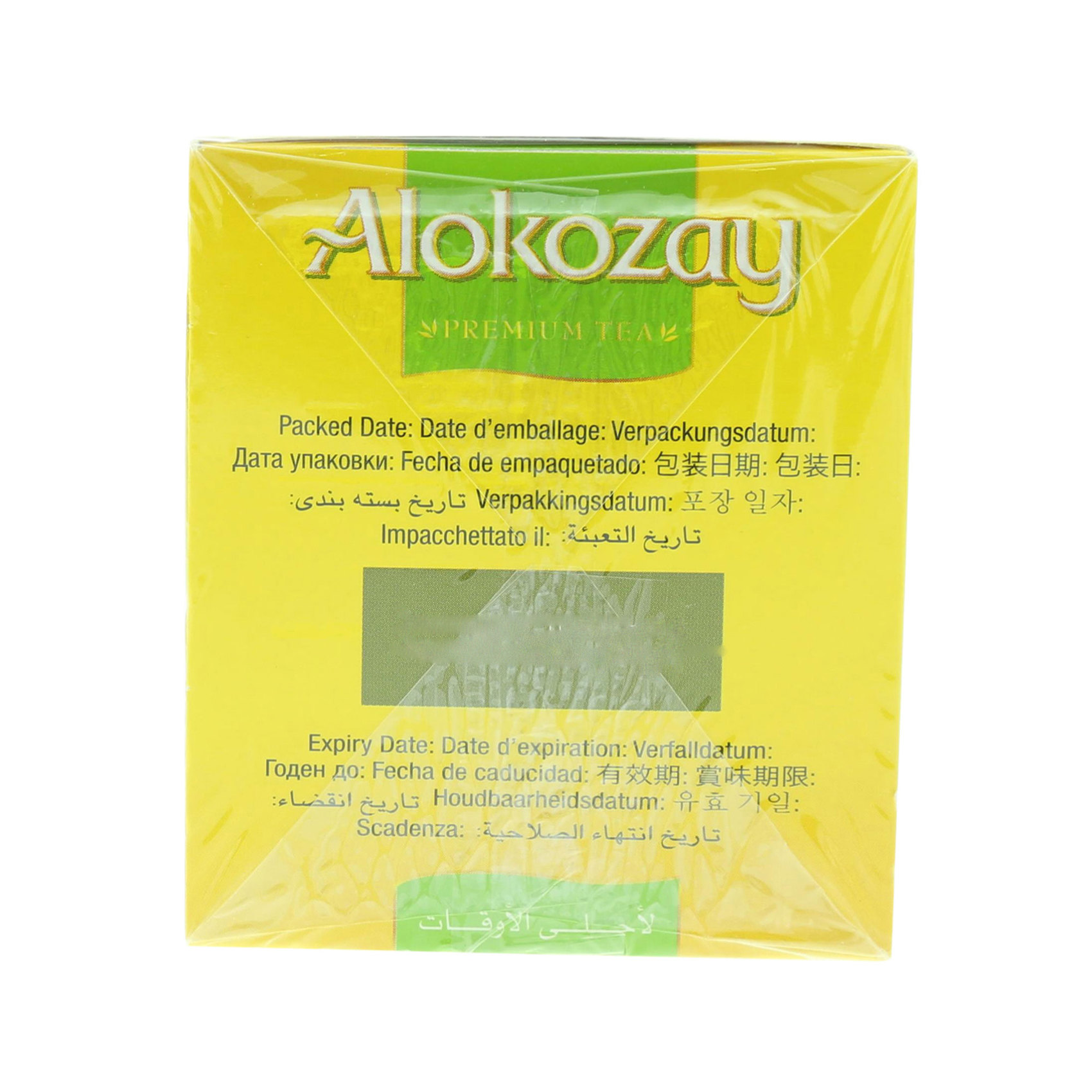 ALOKOZAY LEMON TEA 25'S 50G