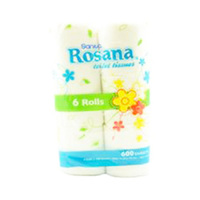 Rosana Toilet Paper 6 Rolls