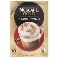 Nescafe Gold Cappuccino 17gx10