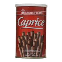 Papadopoulos Caprice with Hazelnut & Cocoa Cream 115g