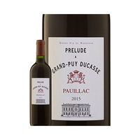 Prelude A Grand Puy Ducasse Pauillac Red Wine 75CL