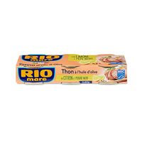Rio Mare Tuna Lemon & Pepper 80GR X 3 -20% Off