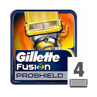 Gillette Razors For women Fusion Proshield Blades 4 Pieces