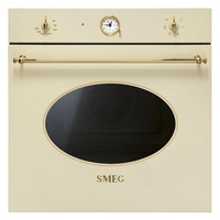 Smeg Built-In Electric Oven SF800P Ventlatd 60CM