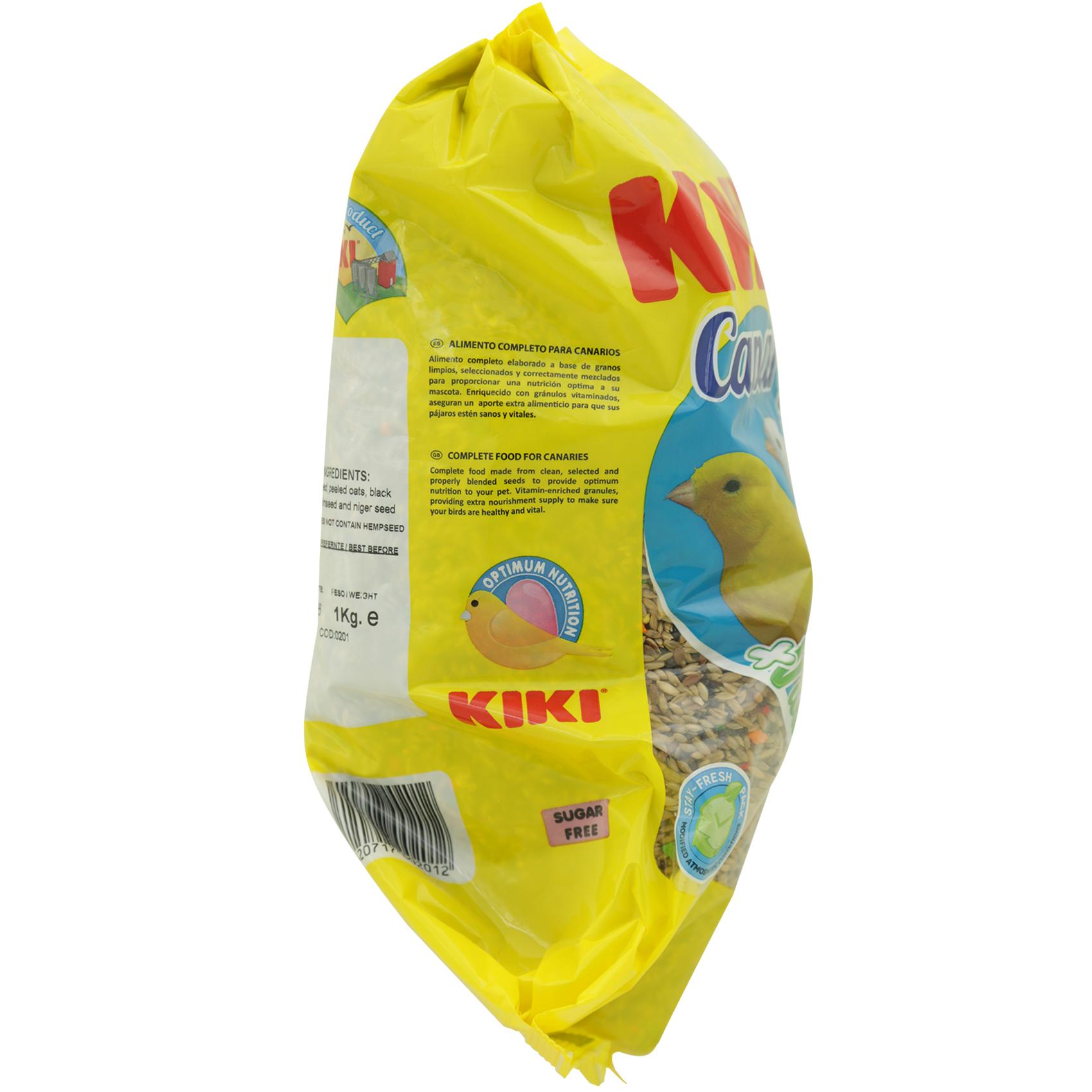 KIKI CANARY FOOD 1KG