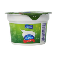 Al Rawabi Fresh Yoghurt Low Fat 90g