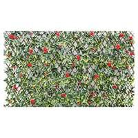 Willow Trellis Hedge Red Fl 1X2M
