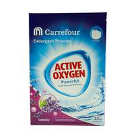 Carrefour Detergent Powder Top Load Lavender 2.5kg