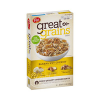 Post Great Grains Banana Nut Crunch 15.5OZ