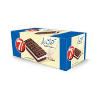 7days Cake Bar Vanilla 25 g x 12