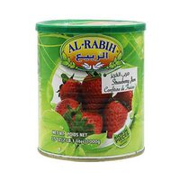 Al Rabih Jam Strawberry Tin 1KG