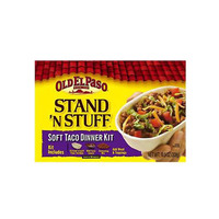 Old El Paso Dinner Kit Taco Stand N'' Stuff 309GR