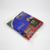 Maog Trash Bag With Tie Extra Large 16 Pieces