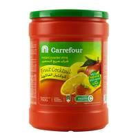 Carrefour Instant Powder Drink Fruit Cocktail 750 Gram