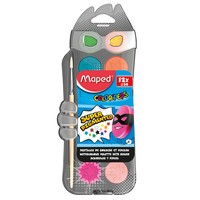 Maped Color'peps water colors 30mm x12 Colours