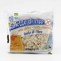 Probios Organic Rice Cakes With Salt Gluten Free 13 g