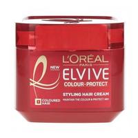 L'Oreal Paris Elvive Hair Styling Cream Jar Color Protect 200ML