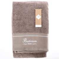 TEX Bath Sheet 100x150 Taupe