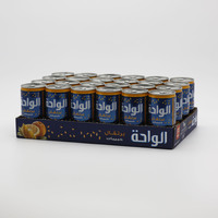 Al Waha Orange Float Can 12 x 180 ml