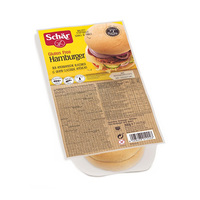 Dr schar Gluten Free Hamburger Bread 300GR