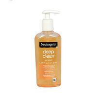 Neutrogena Deep Clean Gel Wash 200ML 20% Off