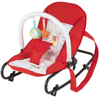 Safety 1st Koala Baby Bouncer Red Lines