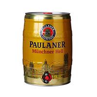 Paulaner Munchen 4.9%V Beer Can 5L