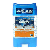 Gillette Sport Triumph Sport Power Beads Antiperspirant Clear Gel 75ml
