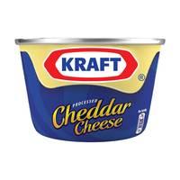 Kraft Cheddar Creamy Cheese Can 190g