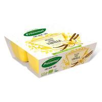 Provamel Organic Soya Vanilla Dessert 125gx4