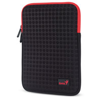 "Genius Sleeve GS-1021 10"" Black-Red"