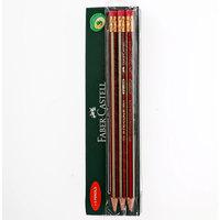 Faber-Castell Dessin 2001Hb  Pencil 12X1+3Pencil