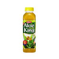OKF Aloe Vera King Gold Kiwi 500ML