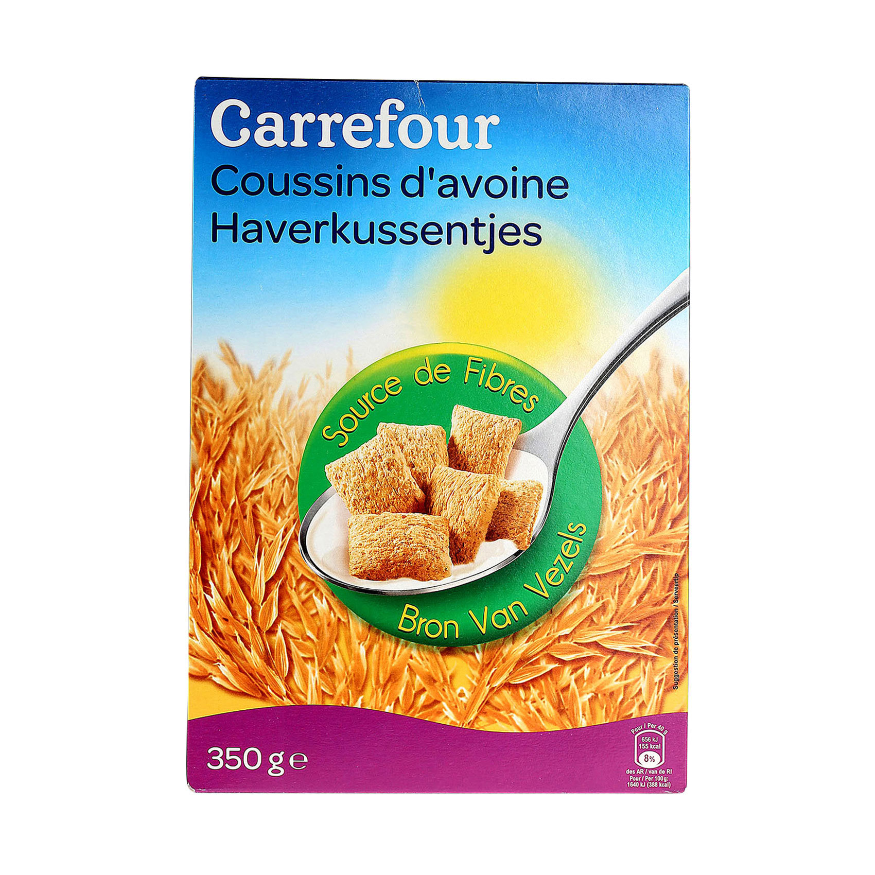 CRF OAT CEREAL 350G