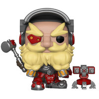 Funko Pop Games-Overwatch-Torbjörn Collectible Figure