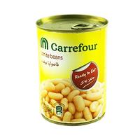 Carrefour White Kidney Beans 400GR