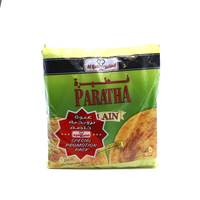 Alkabeer plain paratha bread 3pieces - 400 g