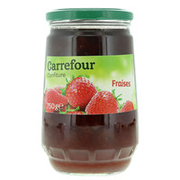 Carrefour Strawberry Jam 750g