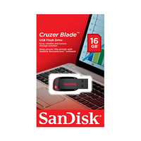 SanDisk Cruzer Blade USB 16GB Flash Drive
