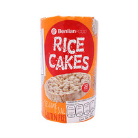 Benlian Rice Cakes Sesame & Salt 100GR