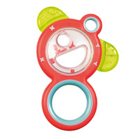 Bebeconfort Teething Ring Rattle