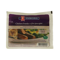 Emborg Chicken Franks Regular 340g