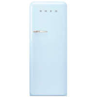 Smeg 222 Liters Single Door Fridge FAB28RAZ1 Blue