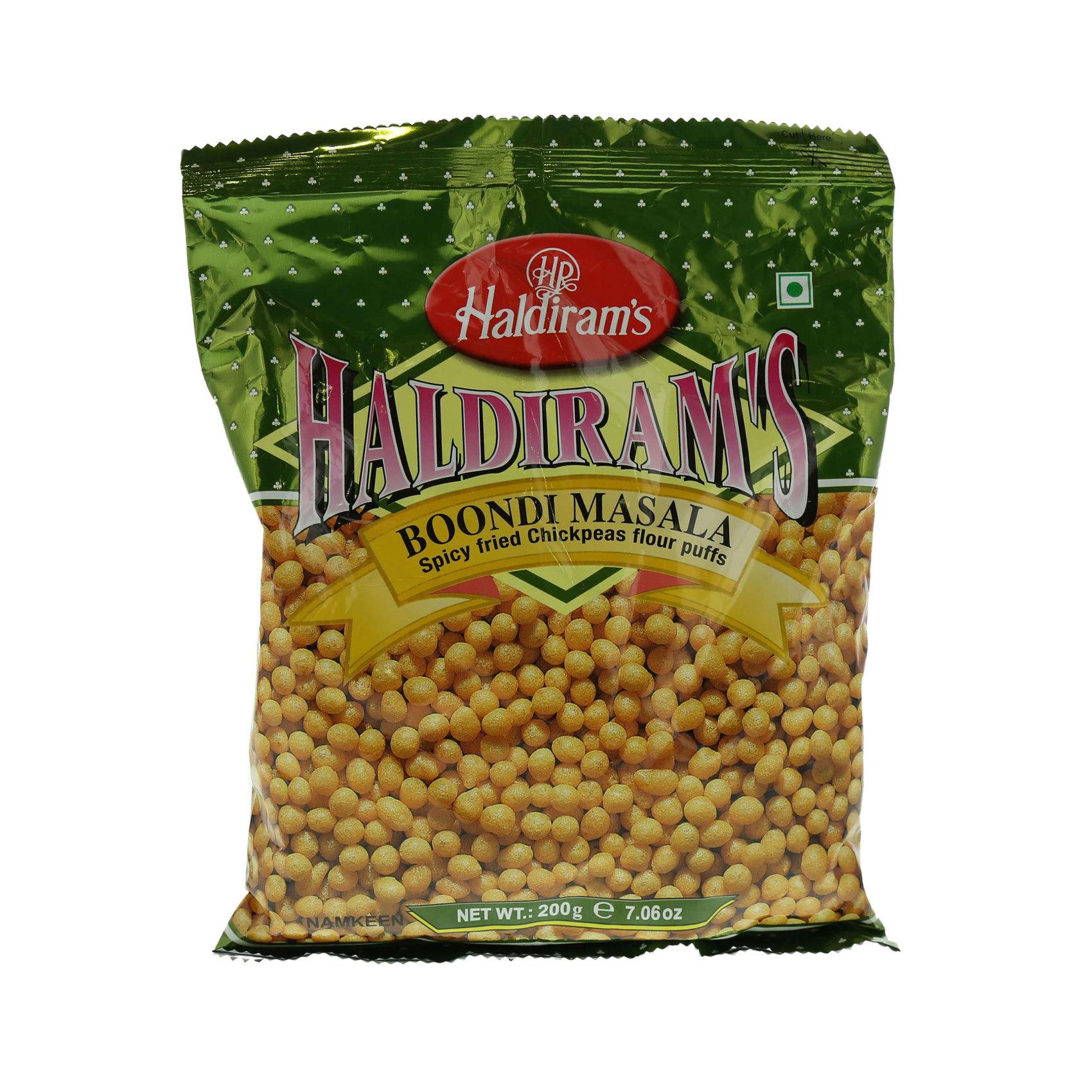 HALDIRAM'S MASALA BOONDI N 200G