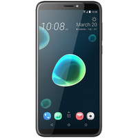 HTC Desire 12 Plus Dual Sim 4G 32GB Cool Black