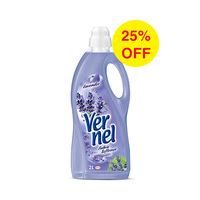 Vernel Softener Fresh Morning Concentrated Fabric Lavender 2L 25% off